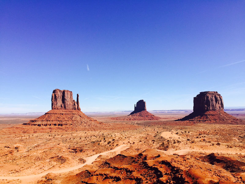 The-Mittens-Monument-Valley